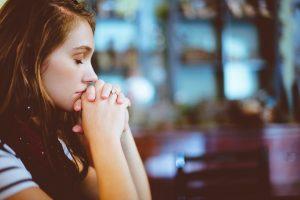 Fasten und beten
