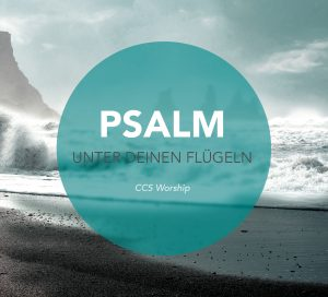 Cover des Albums - Psalmen - Unter deinen Flügeln - Meer im Hintergrund