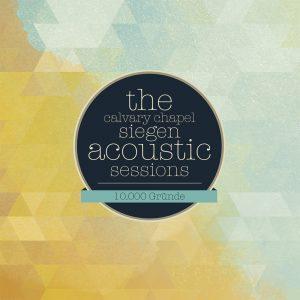 Cover des Albums - Acoustic Sessions Vol2