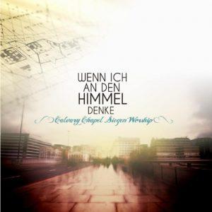 Cover des Albums - Wenn ich an den Himmel denke