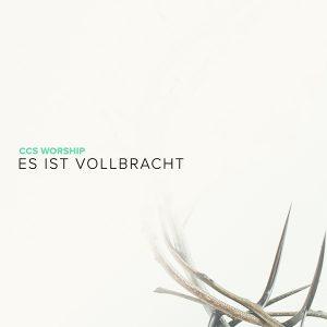 Coverbild des Albums - Es ist vollbracht