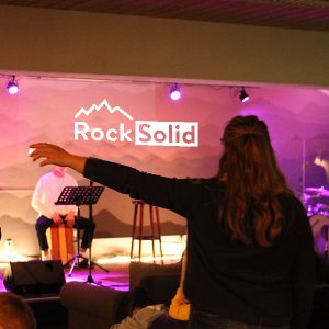 Worship Rock Solid