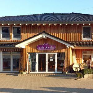 Gebäude der Coffeebar Siegen