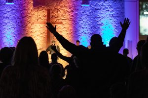 Worship der Calvary Chapel Siegen