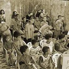 Kinder in Mexiko